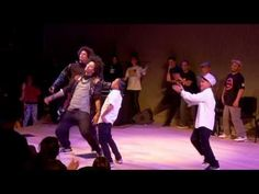 ▶ City Dance Live | Battle at SF Jazz | Les Twins vs The Art of Teknique - YouTube
