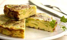 Aprenda a fazer Receita de Fritada de chuchu, Saiba como fazer a Receita de Fritada de chuchu, Show de Receitas
