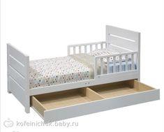 Переезд из детской кроватки)