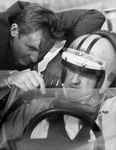 Bruce McLaren and Denny Hulme #MAXIMUM #MAXIMUMFORMEN