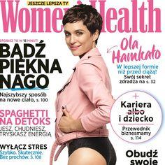 WOMAN`S HEALTH - wrzesień 2016