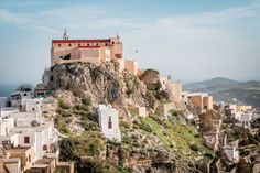Syros Griechenland Kykladen Kloster Skiathos, Samos, Mykonos, Santorini, Zakynthos, Paris Skyline, Greece, In This Moment, Places