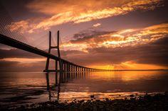 Photograph A Bridge to Light by Ricardo Mateus on 500px