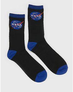 NASA Crew Socks - Spencer's