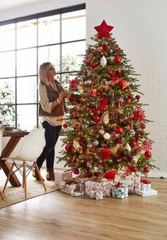... argent – ambiance festive dans la maison  Noel, Figurine and Deco