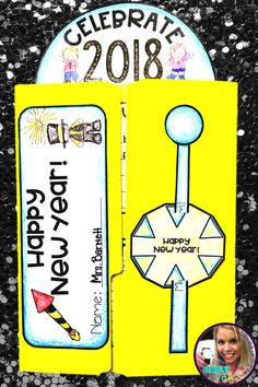 Ring in the Near Years 2018 with this fun lapbook for kids. Kids will enjoy the activities. The printables are great for teaching your student about resolutions. These are keepsake crafts that your kids can keep to help reach their goals.