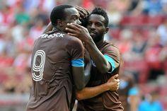 As melhores imagens do FC Porto-Stoke City - O Jogo