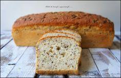 Delicious Titbits: Chleb z ziarnami dla leniwych :)