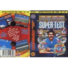 Daley Thompson's Supertest for Spectrum from The Hit Squad