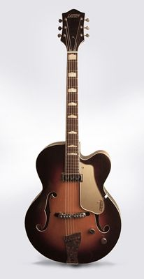 Gretsch PX-6190 Streamliner Arch Top Hollow Body Electric Guitar (1957)