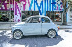 Classic Fiat - Miami Design District