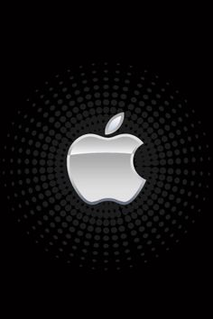 mobile.sciphone - the best wallpapers for your iPhone and iPod touch. - Wallpapers - Apple - Black Apple Spots
