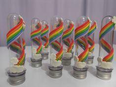 lembrancinha arco iris - Pesquisa Google