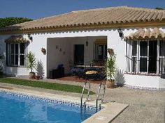 Villa for rent in Chiclana de la Frontera