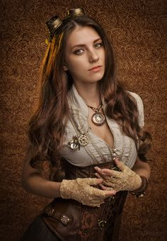 Steampunk Photographer: Alexey Vododohov  More…