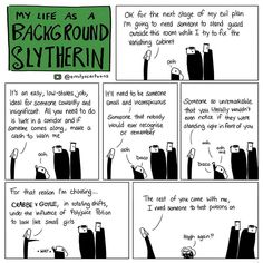 """@emilyscartoons on Instagram: """"My darlings, this is the ONE HUNDREDTH ( th) Background Slytherin comic!! I thank all you sweet…"""""""