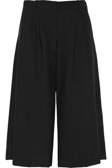 Tibi Edie stretch-gabardine culottes | NET-A-PORTER very easy to make!!