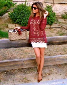 Fashion and Style Blog / Blog de Moda . Post: Love my new Zara Blouse / Me encanta mi nueva Blusa de Zara See more/ Más fotos en : http://www.ohmylooks.com/?p=3865 OhMyLooks by Silvia García Blanco