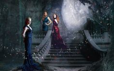 true blood deviantART | found three wonderful backgrounds on deviant art com and blended ...