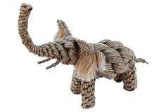 Rope Elephant on OneKingsLane.com