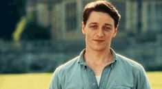 James McAvoy in Atonement (2007) dir. Joe Wright