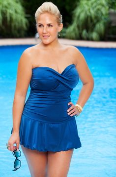 Plus Size Bathing Suits for Curvy Girls | StyleCaster