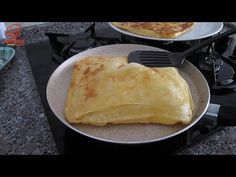 Vei fi mulțumit de pâinea de porumb cu straturi moi și delicioase - YouTube Corn Recipes, Gourmet Recipes, Bread Recipes, Healthy Recipes, Naan, Ciabatta, Burek Recipe, Bolo Fit, Asian Desserts