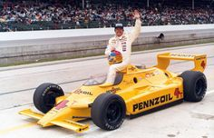 1980: Johnny Rutherford - The Complete History of Indianapolis 500 Winners | Complex