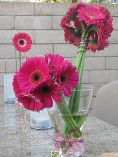 gerber daisy bouquets