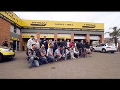 The 2014 Dunlop Hamba begins. The Locals, Road Trip, Road Trips