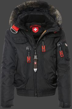 Wellensteyn Rescue Jacket, RainbowAirTec, Schwarz