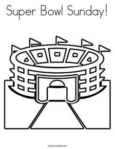 47 best super bowl trophy coloring pages images in 2017 football rh pinterest com