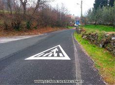 Segnaletica Stradale Triestina: segnaletica stradale orizzontale