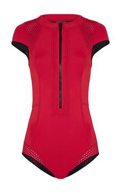 Oasis Cap Sleeve Spring Suit by DUSKII for Preorder on Moda Operandi