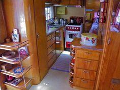 1950 Spartanette kitchen!