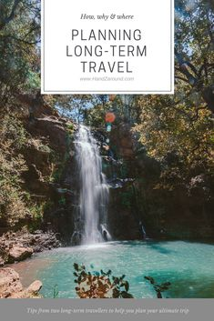 Travel Guides, Travel Tips, Living On The Road, Backpacking, Budgeting, Have Fun, Waterfall, How To Plan, Outdoor
