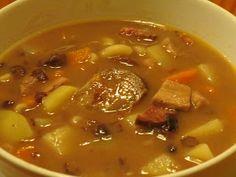 As receitas da Lau: Sopa de Outono