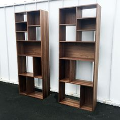 Mid century modern bookcase by MonkeHaus on Etsy https://www.etsy.com/listing/236078588/mid-century-modern-bookcase