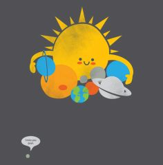 """I miss you guys,"" Pluto murmured into space. I'm still annoyed that scientists decided that Pluto wasn't good enough to remain a regular planet. That dwarf planet stuff is total bs. Why do they have to pick on the little guy? I Miss You Guys, Miss You Too, Doodles, Hilarious, Funny Memes, Funniest Memes, Humor Grafico, Art Graphique, Insta Photo"