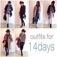 着回しday11&今日の服 の画像 yokoオフィシャルブログ「プチプラコーデ術」Powered by Ameba