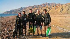 Scuba diving in Egypt - Scuba diving courses - KILROY