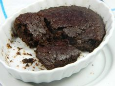 Single serving brownies. Only 170 calories for the whole tray!