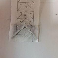 Coser y Coser Patchwork: Tutorial Vuelo de la Oca. Paper Piecing, Patches, Blog, Quilts, Hexagons, Foundation, Cabin, Patterns, Ideas