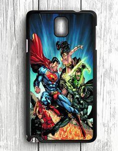 Superheroes Samsung Galaxy Note 3 Case