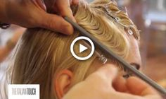 2 minute sped up tutorial for finger waves with pin curls. 2 minute sped up tutorial for finger waves with pin curls. Cabello Afro Natural, Ballroom Hair, Pin Curls, Waves Curls, Curls Hair, Braid Hair, Headband Curls, Flapper Headband, Flapper Costume