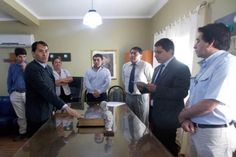 Asumió Abel Martínez como Secretario de Planificación y Desarrollo