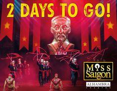 Miss Saigon, Wednesday, Broadway Shows, Neon Signs, Twitter