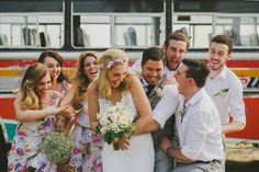 Cute candid group shot | Image by Samuel Goh Photography