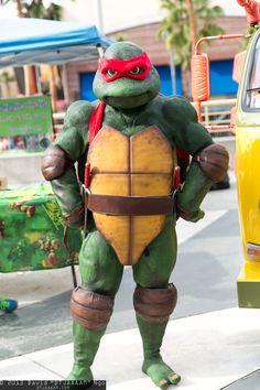 Raphael   Long Beach Comic Con 2013 #cosplay
