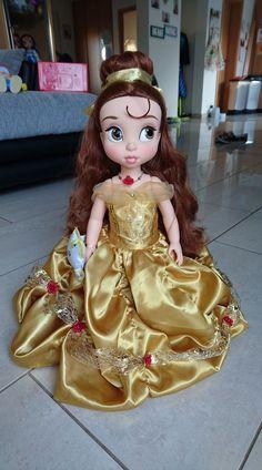 Cinderella Doll, Disney Princess Dolls, Disney Dolls, Ag Dolls, Doll Toys, Barbie Dolls, Disney Animators Collection Dolls, Disney Wishes, Unicorn Doll